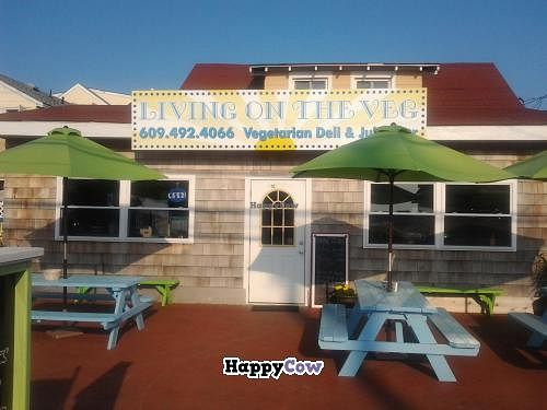 Living on the Veg - Beach Haven New Jersey Restaurant - HappyCow