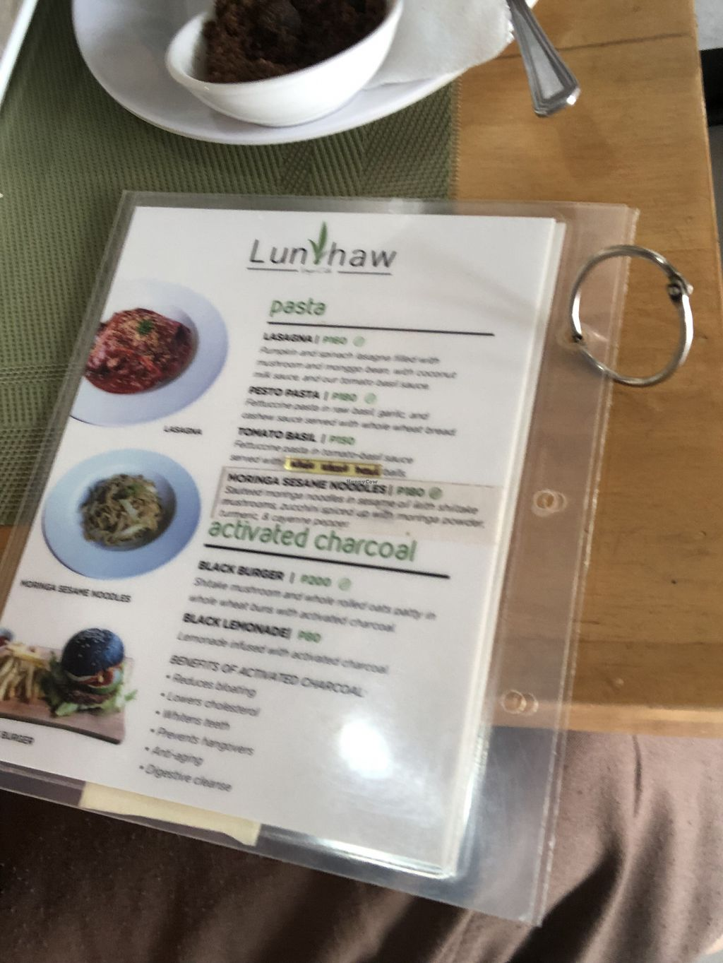 Lun Haw Vegan Cafe Cebu Restaurant Happycow
