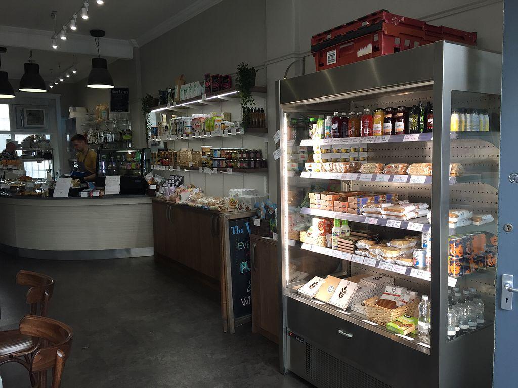 The V V Cafe Glasgow Restaurant Happycow