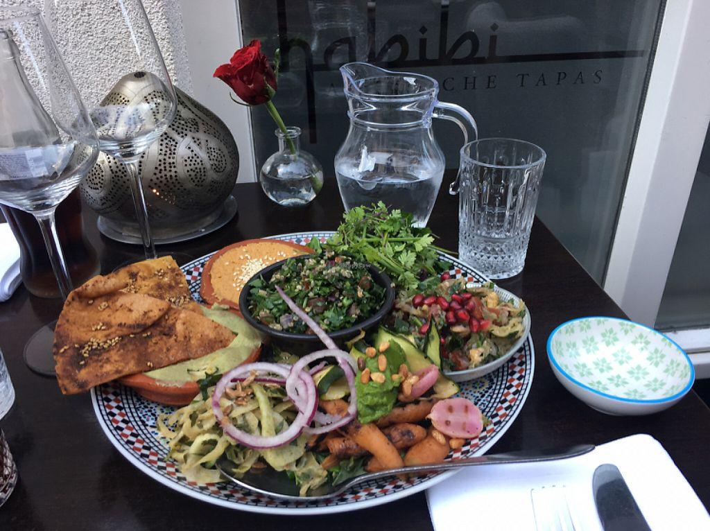 Habibi - Amersfoort Restaurant - HappyCow