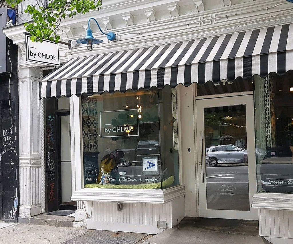 By Chloe - Soho - New York City New York Restaurant - HappyCow d847ce48e218