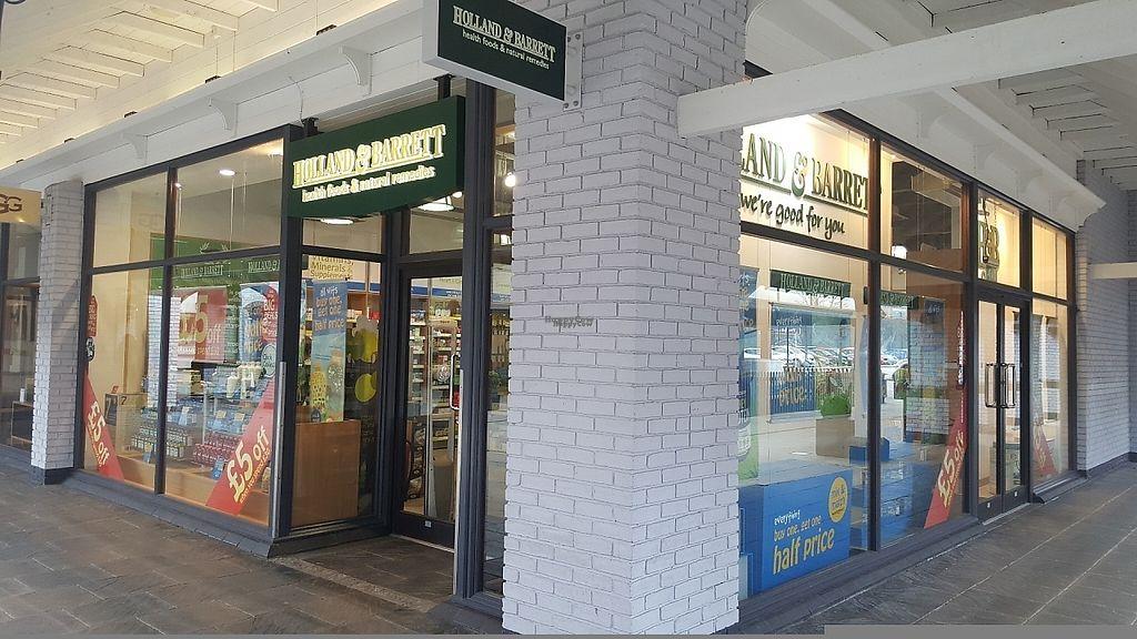 Holland Barrett Ellesmere Port Health Store Happycow