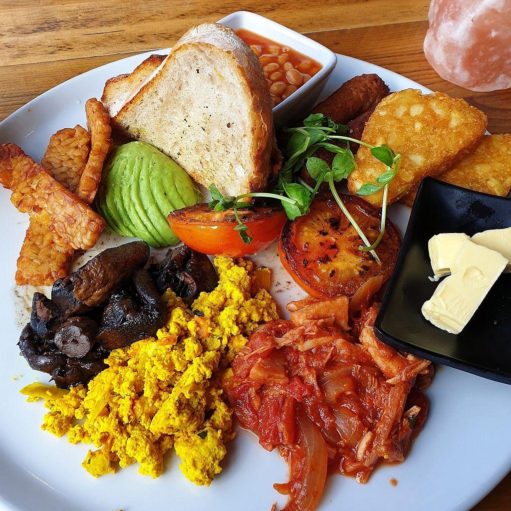Natural Bar Kitchen Birmingham Restaurant Happycow