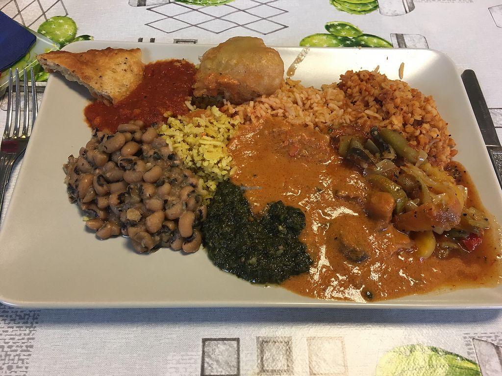 afrikansk mat lund