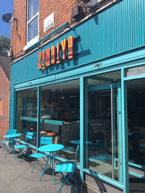 Zindiya Birmingham Restaurant Happycow