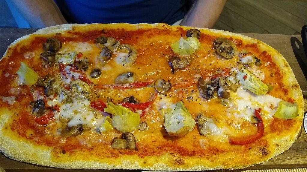 Ask Italian Scarborough Restaurant Happycow