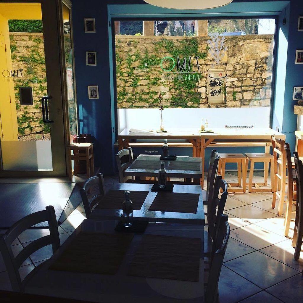CLOSED: Timo Cucina Naturale - Desenzano Del Garda Restaurant - HappyCow