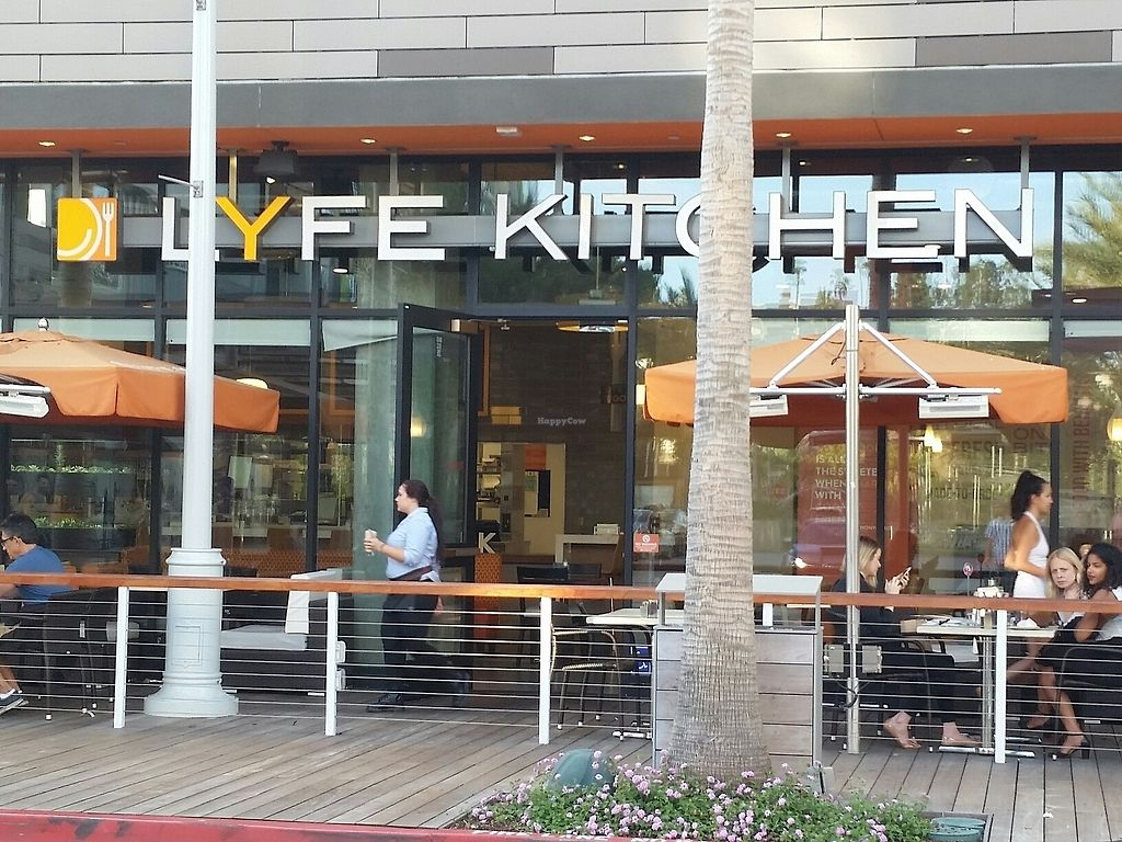 Closed Lyfe Kitchen Playa Vista California Restaurant