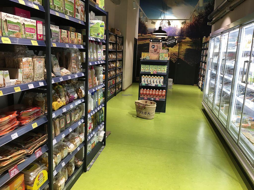 Molsa Bio Sants - Barcelona Health Store - HappyCow