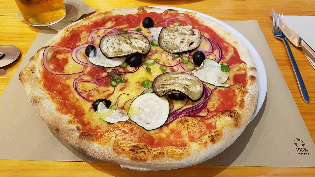 Pizzi & Dixie - Madrid Restaurant - HappyCow