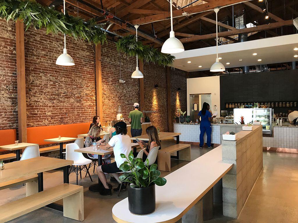 Under the Sun Cafe - Long Beach California Restaurant - HappyCow