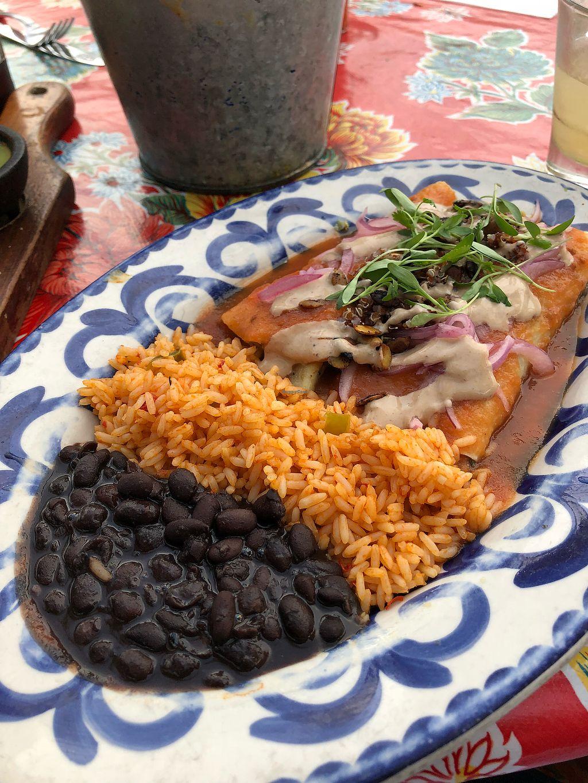 Milagros Latin Kitchen Redwood City California Restaurant Happycow