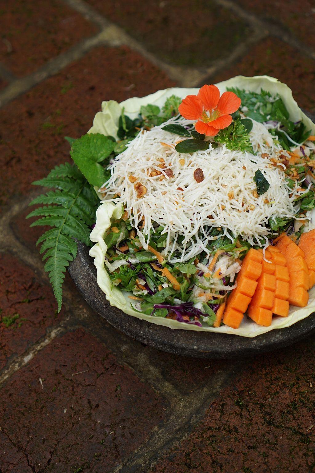 Sarinbuana Eco Lodge Restaurant - Tabanan Bali Restaurant - HappyCow