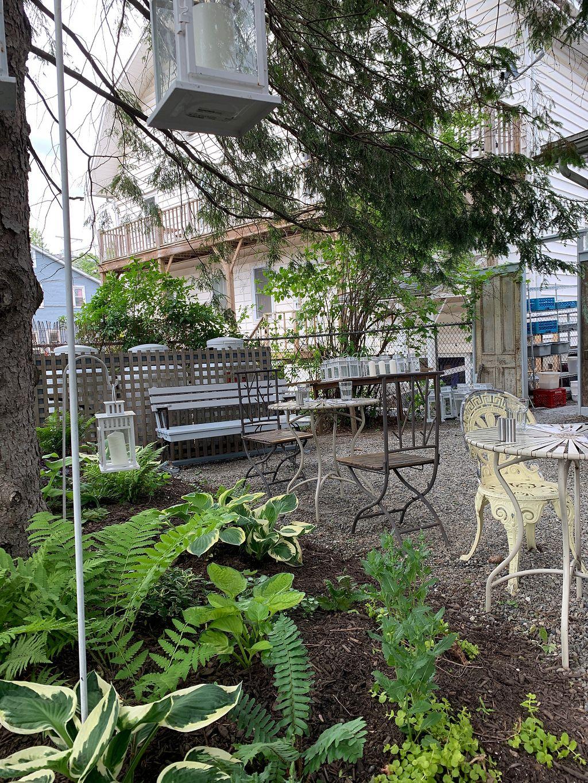 Garden Cafe Woodstock
