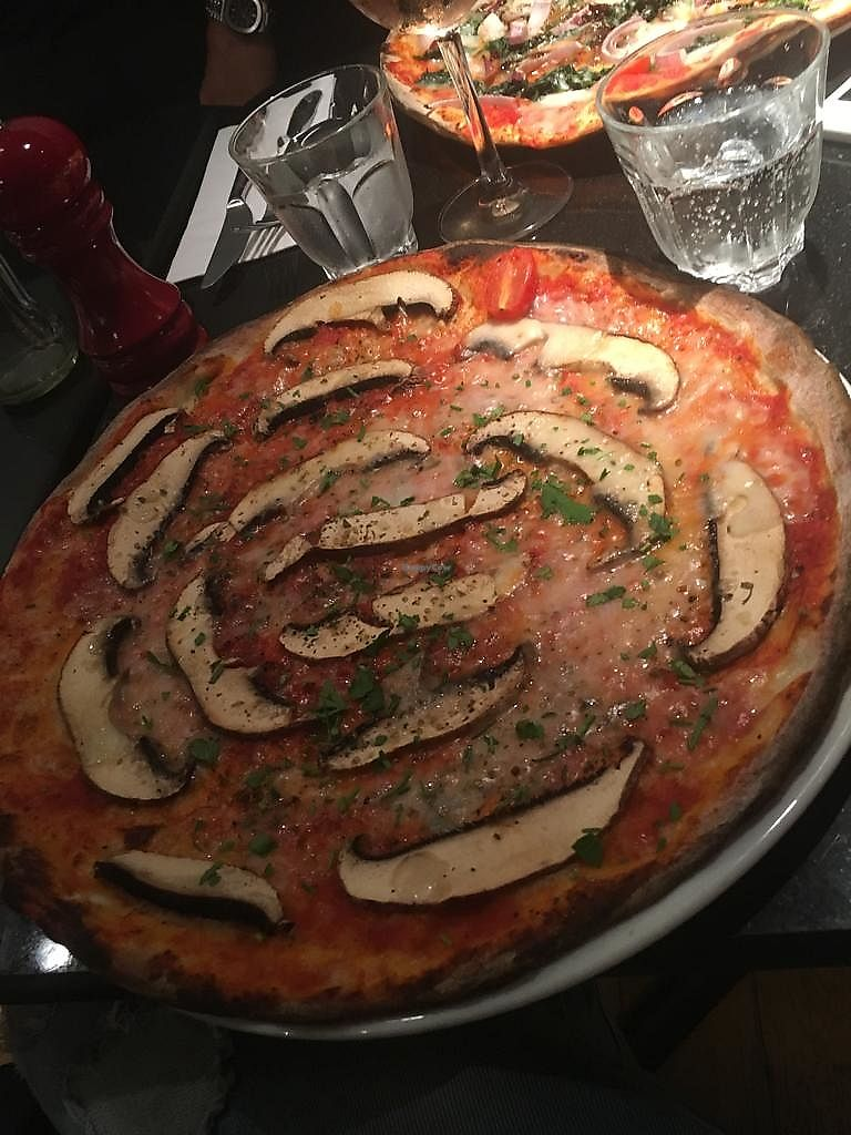 Pizza Express Rochester Restaurant Happycow