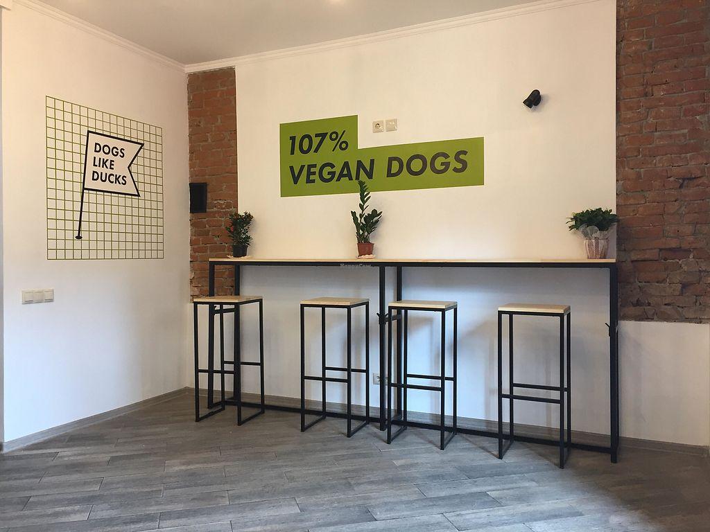 Dogs Like Ducks - Lviv Restaurant - HappyCow