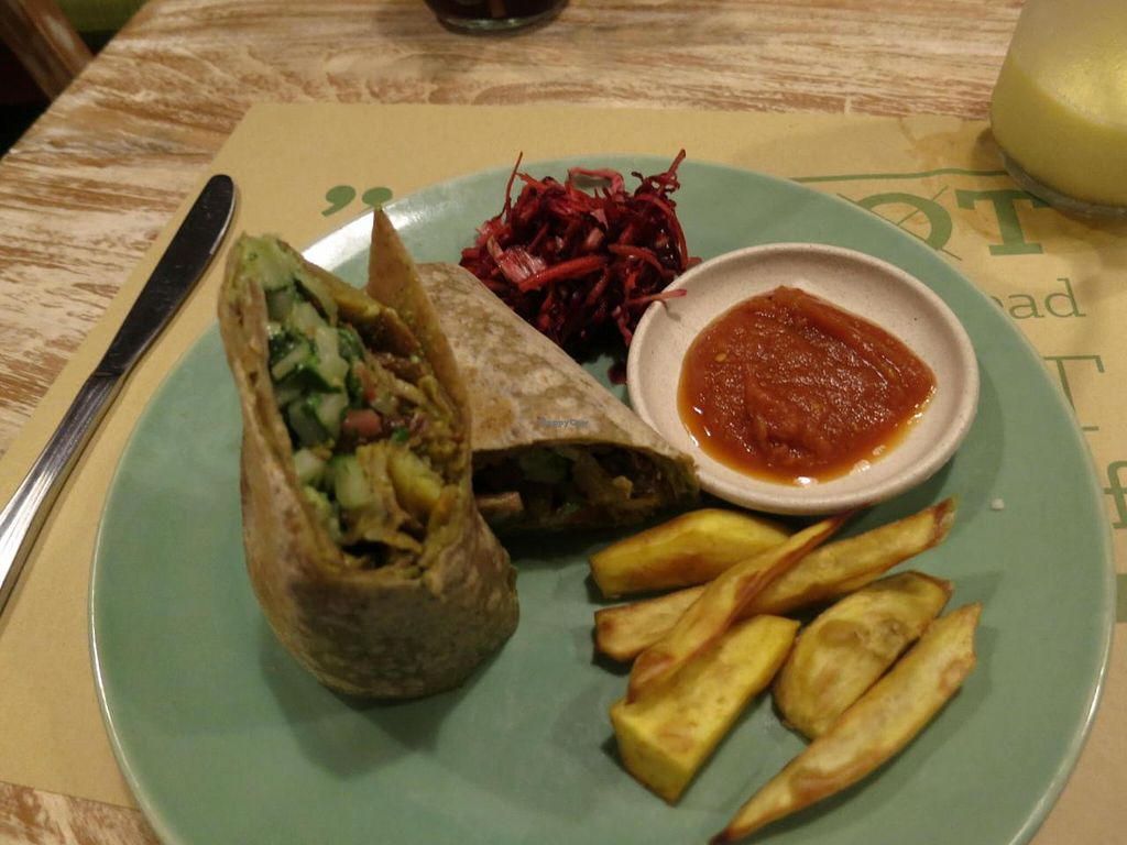 Zula Vegetarian Paradise Bali Review Awesome Food By