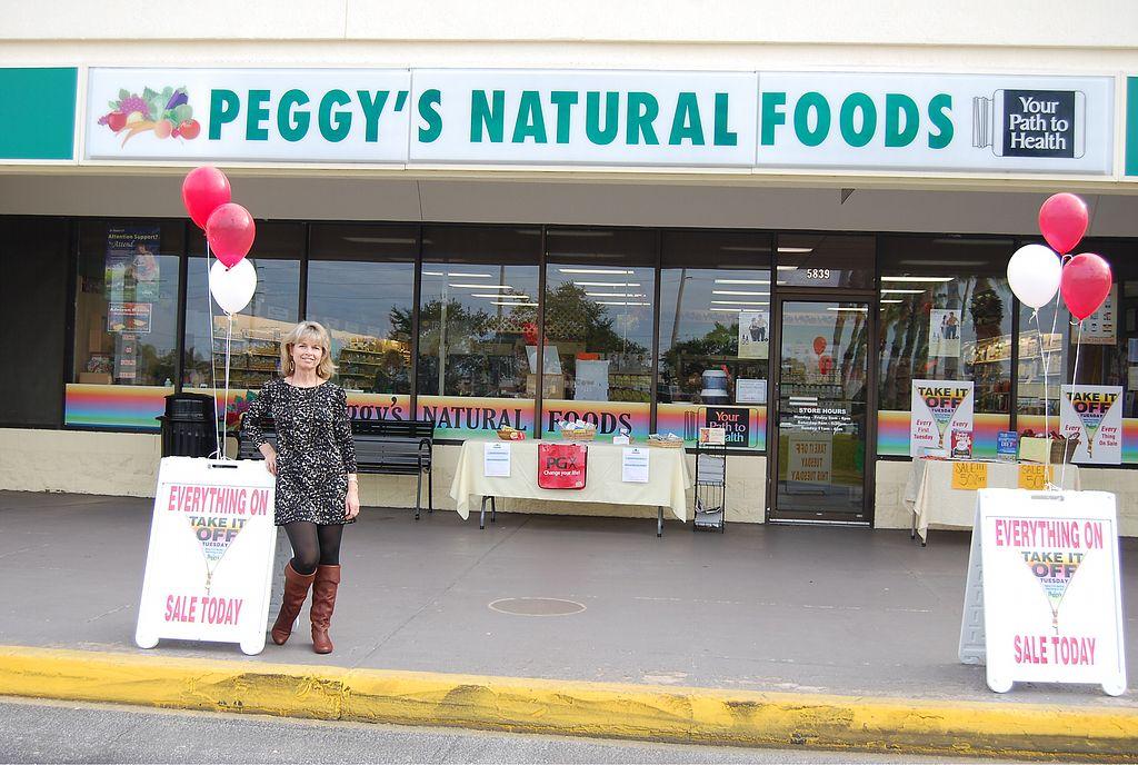 Peggy's Natural Foods - Stuart Florida Health Store - HappyCow