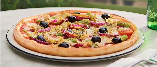 Pizza Express Dartford Restaurant Happycow
