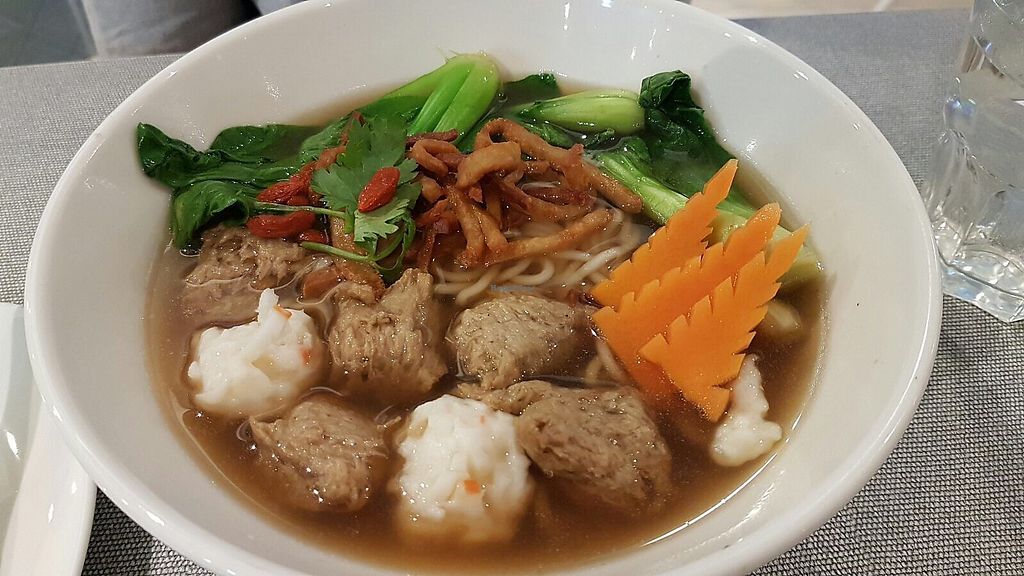 Lotus Kitchen 莲心食坊 - Central Singapore Restaurant - HappyCow