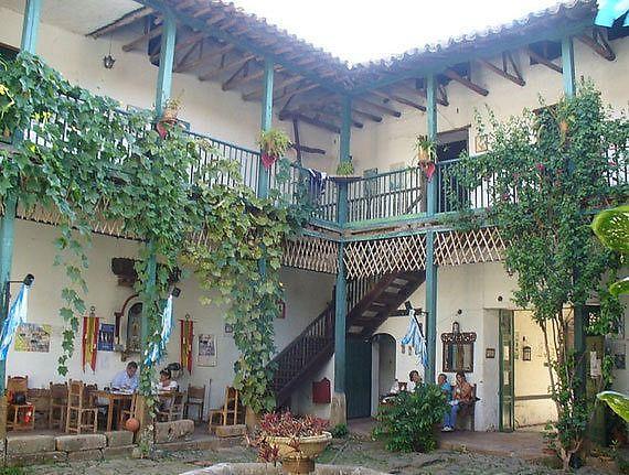 Museo De Artes Y Tradiciones Patio Del Moro - Guaduas Restaurant - HappyCow