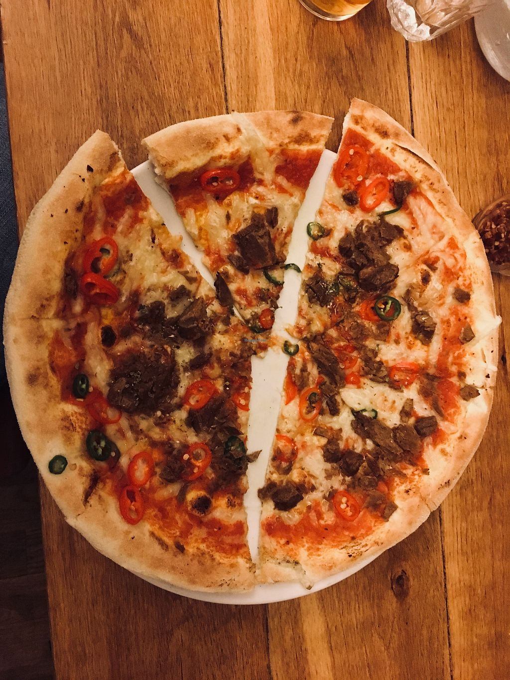 Closed Wedge Issue Pizza London Restaurant Happycow
