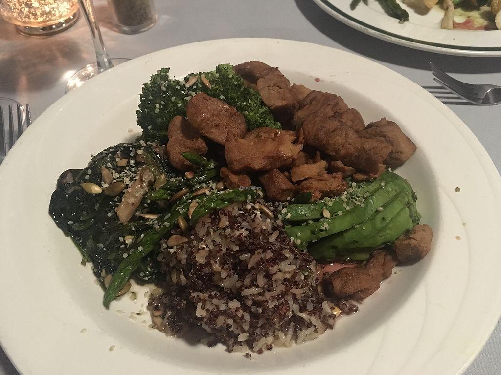 Vegan Buddha Bowls At Aleathea S Restaurant In Cape May