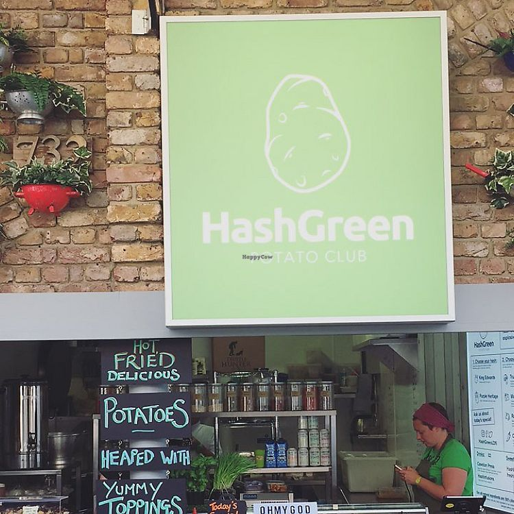 Closed Hashgreen Market Stall North West London Restaurant Happycow