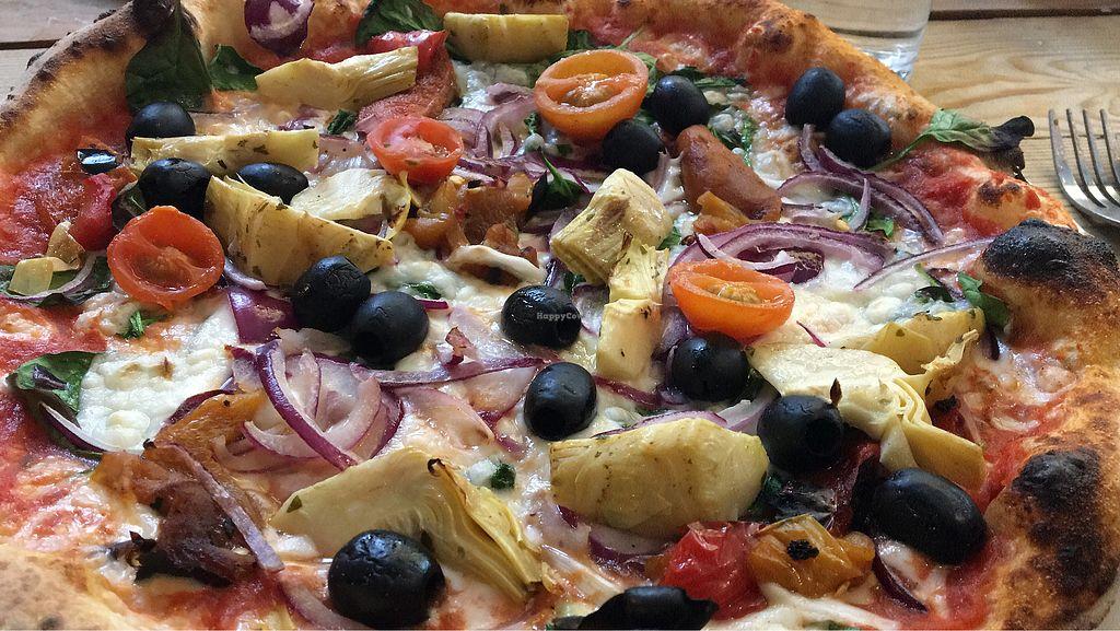 Pizzaface Worthing Restaurant Happycow