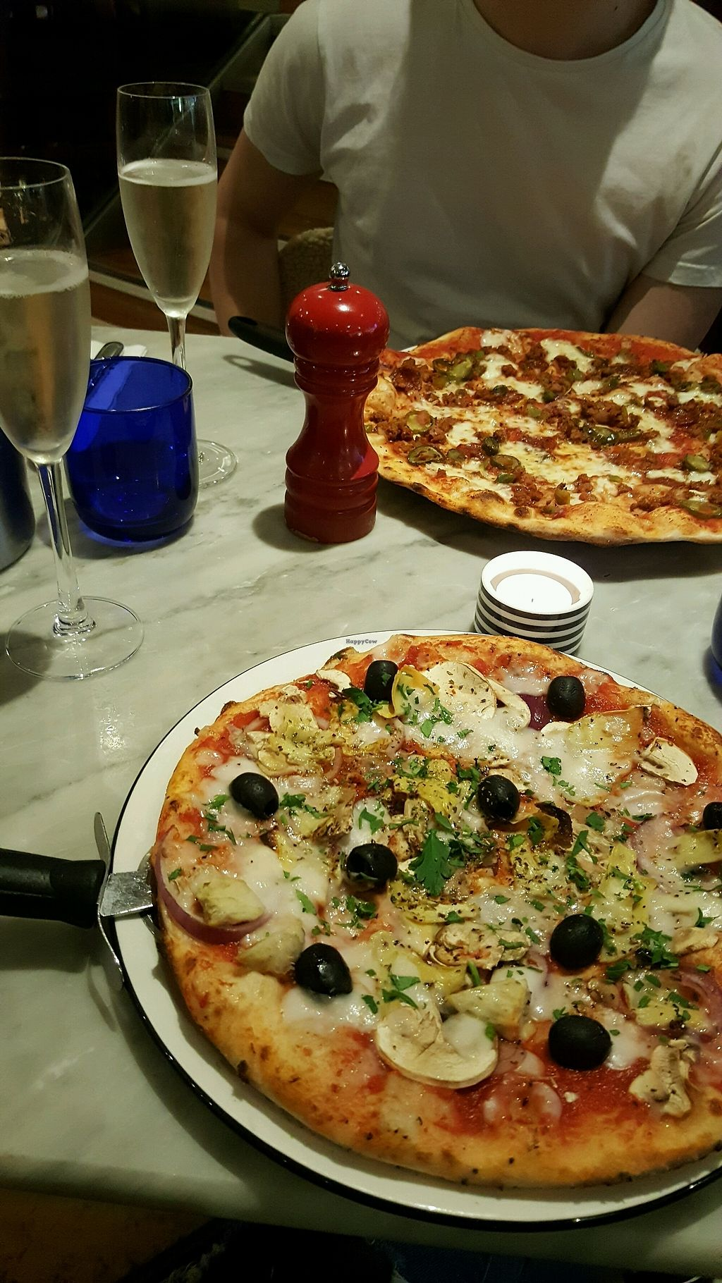 Pizza Express Eldon Square Newcastle Upon Tyne