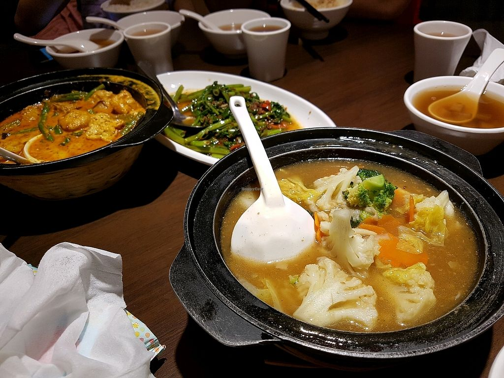 Namasthe Klang Restaurant Happycow