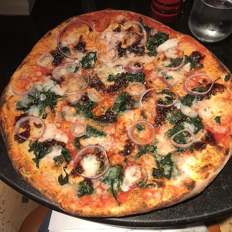 Pizza Express Kendal Restaurant Happycow