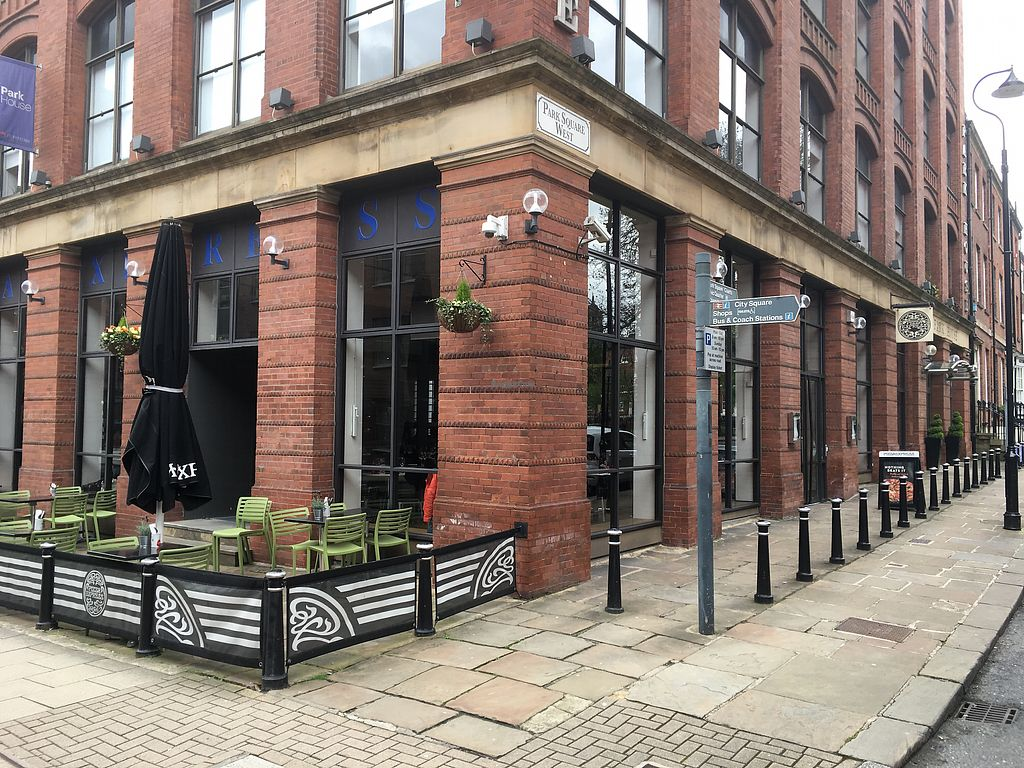 Pizza Express Park Square Leeds Restaurant Happycow
