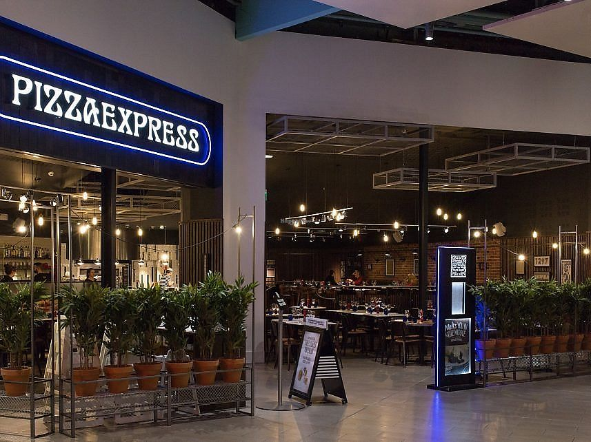 Pizza Express Meadowhall Sheffield Restaurant Happycow