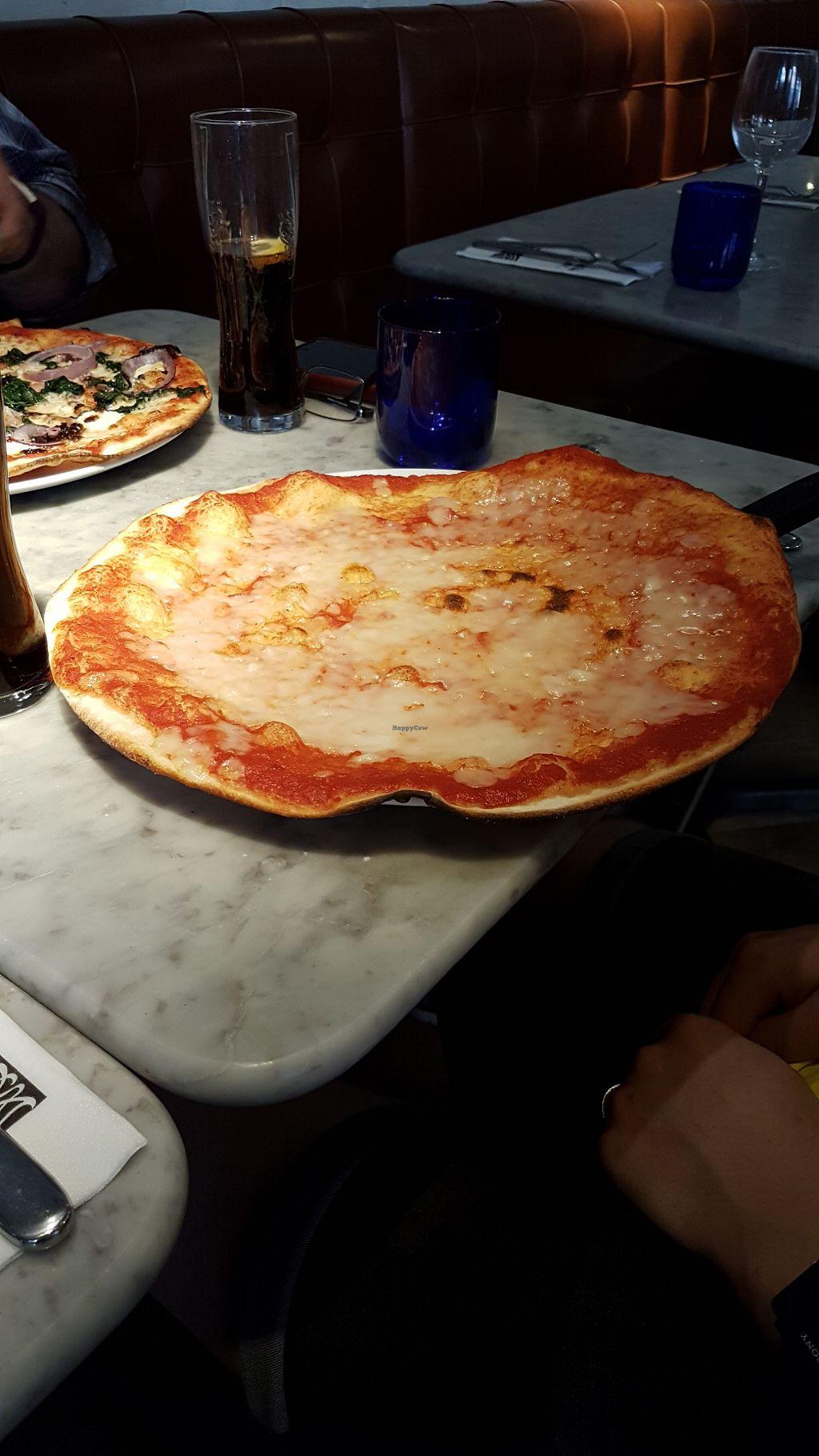 Pizza Express Preston Restaurant Happycow