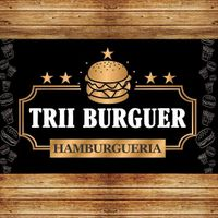 Logo at Trii Burguer in Canoas