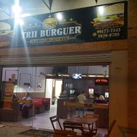 front at Trii Burguer in Canoas