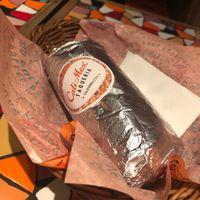 Vegan burrito at Cali-Mex - Central in Hong Kong Island