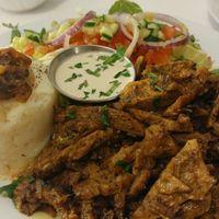 shawarma at Madlen in Rishon Lezion