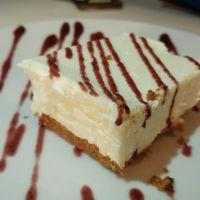 best cream cheese cake OMGGG at Madlen in Rishon Lezion