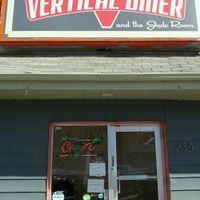 outside  at Vertical Diner in Salt Lake City