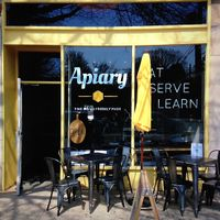 Exterior at Apiary in Larchmont
