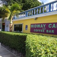 Exterior at Midway Cafe and Coffee Bar in Islamorada