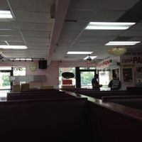inside at Gokul Sweets and Restaurant in Decatur