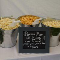 Assorted popcorn at Vert La Bouche in Montreal