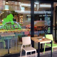 Gorillas Green Food at Gorillas Green Food in Latina