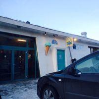 entrance at Valdis in Reykjavik