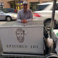 Epicurus 101  at Epicurus 101 in Pasadena