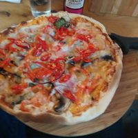The Bute Island Blazer (EXTREMELY SPICY) at The Stable in Winchester