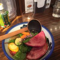 The vegan ramen at Afuri in Tokyo